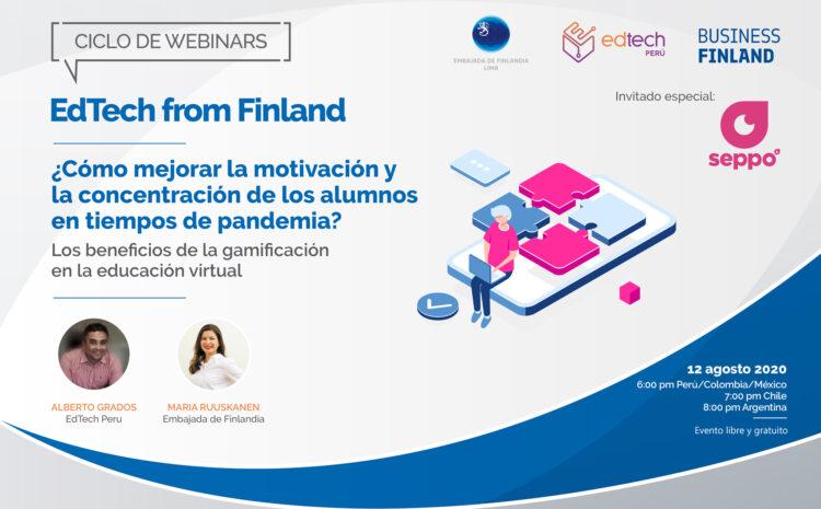Webinars EdTech from Finland